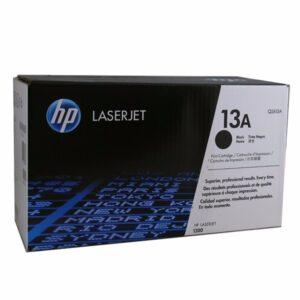 کارتریج لیزری اچ پی مدل HP 13A طرح